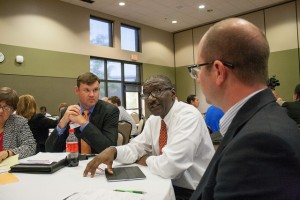 Wisconsin Association of School Boards Executive Director John Ashley