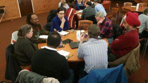 UW-Madison listening session