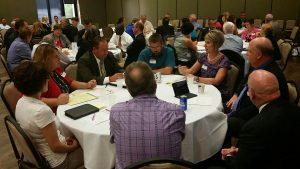 UW-Green Bay listening session