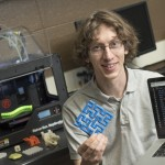University of Wisconsin-Eau Claire assistant professor Dr. Chris Johnson, who created Madeup