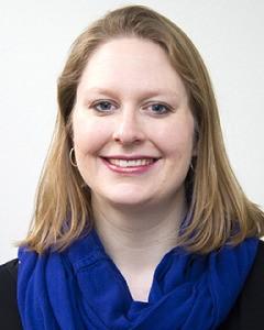 Marie Moeller, assistant professor of English, UW-La Crosse