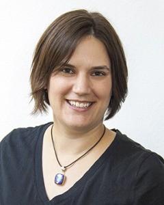 Lindsay Steiner, assistant professor of English, UW-La Crosse