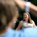 Greta Munns, Fostering Success program liaison at UW-Stout