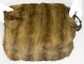 Mink muff courtesy of the La Crosse Historical Society.