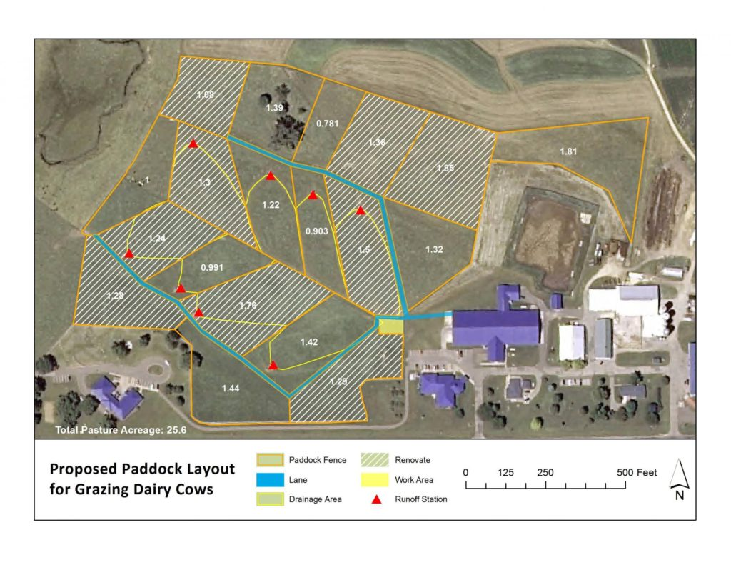 Uw Platteville Usda Grant Will Support Dairy Cattle Grazing Research
