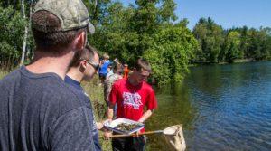 UWSP Biology Field Trip