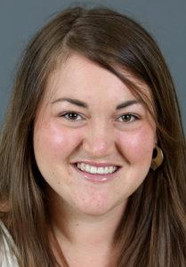 Greta Munns, UW-Stout's Fostering Success program liaison