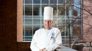 Phil McGuirk, a professor in UW-Stout's School of Hospitality Leadership.