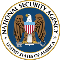 USA National Security Agency logo