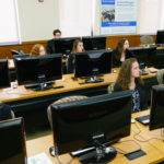 Photo of a UW-Oshksoh College of Business class