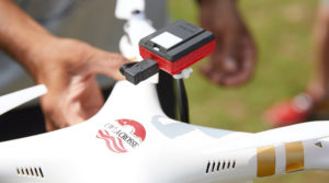 Photo of UW-La Crosse drone used to help businesses