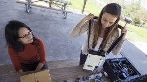 """Photo of Shaundra """"Shaunie"""" Rasmussen, UW-Whitewater graduating senior"""