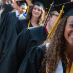 Photo of UW-Eau Claire graduates