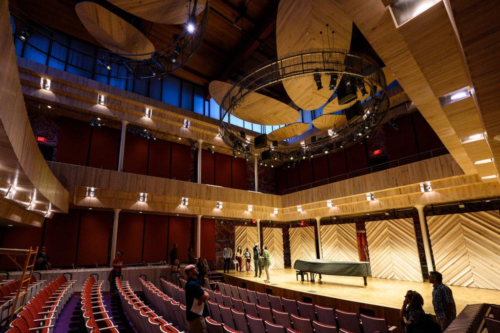 Photo of UW-Madison's new Hamel Music Center