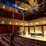 Photo of UW-Madison's new Hamel Music Center