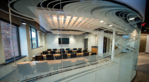 Photo of the remodeled Rodli Hall at UW-River Falls