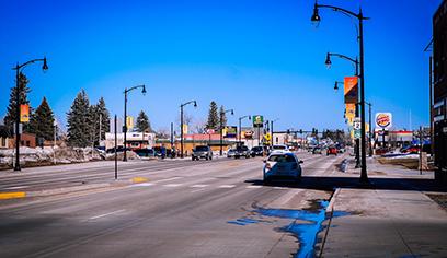 Photo of Belknap Street, Superior, Wisconsin