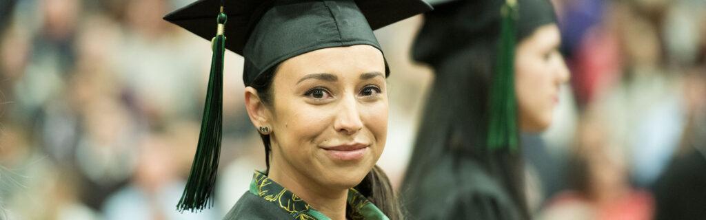 Photo of UW-Parkside graduate