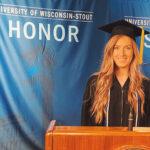 Photo of UW-Stout graduate Madalaine McConville