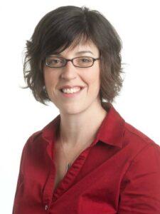 Photo of UW-Eau Claire's Dr. Louisa Rice