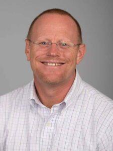 Photo of Dr. Doug Matthews, professor of psychology