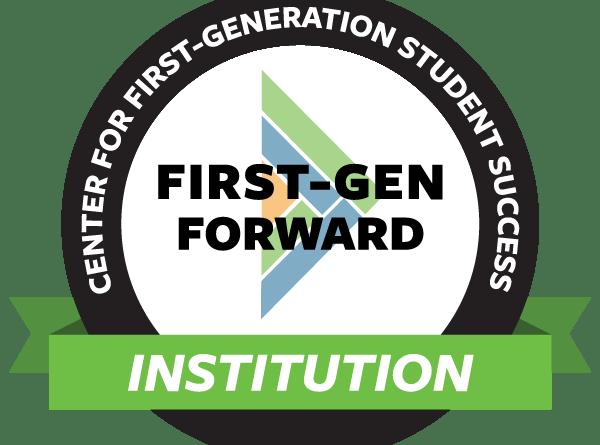 image of First-Gen Forward logo