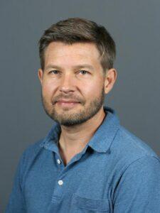 Photo of Joshua Seaver / UW-Stout photo