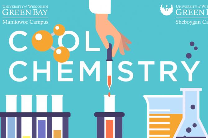 Image of UW-Green Bay's Cool Chemistry program