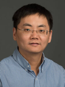 Photo of Dr. Ying Ma, associate professor in materials science and biomedical engineering