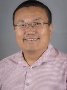 Photo of Dr. Jidong Zhang, assistant professor of accounting and finance