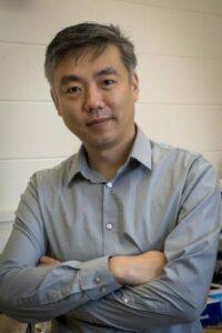 Photo of Xudong Wang