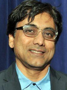 Photo of graphic design Professor Nagesh Shinde / UW-Stout