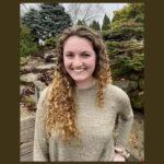 Photo of UWSP student Christina Mitchell