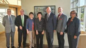 Photo of partnership between Gateway Technical College and UW-Parkside