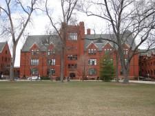 UW-Milwaukee Merrill Hall