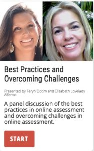 Best Practices and overcoming Challenges: a panel discussion identifying best practices and overcoming challenges.