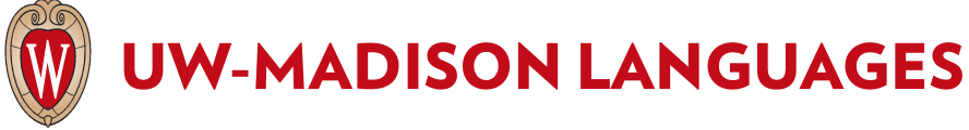 UW-Madison Languages Logo