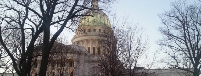 State Capital, Madison, WI