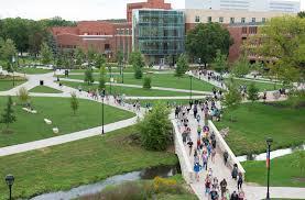 Picture of UW-Eau Claire campus.