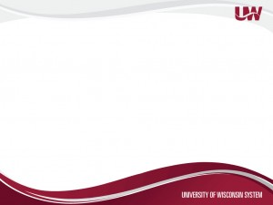 UW System Wave Example for powerpoint 2