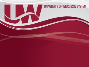 UW System Wave Example for powerpoint