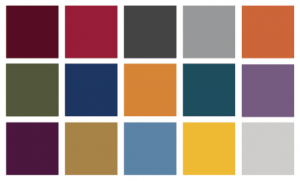 secondary color palette extended