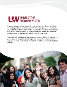UW System wave example
