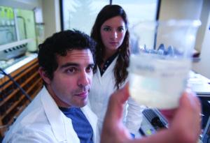 Photo of UW-Superior researchers