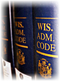 Administration code books