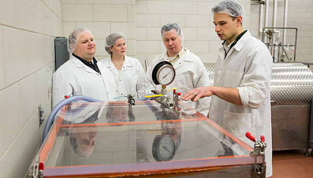 animal welfare research team