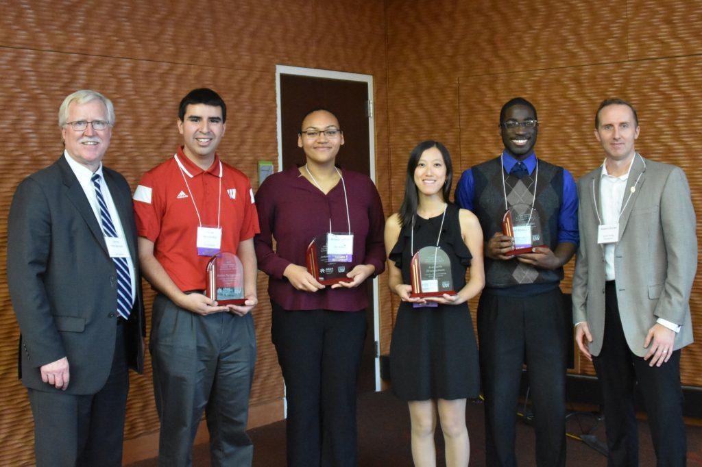 2017 Alliant Energy/Erroll B. Davis, Jr. Award Recipients Photo
