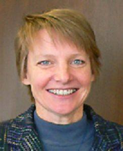 Lisa Beckstrand portrait of P.B. Poorman Award recipient 2012