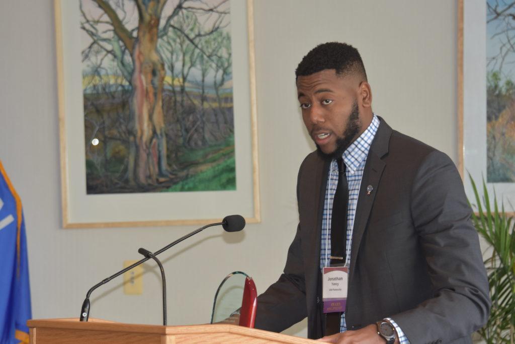 Jonathan Yancy Speaking