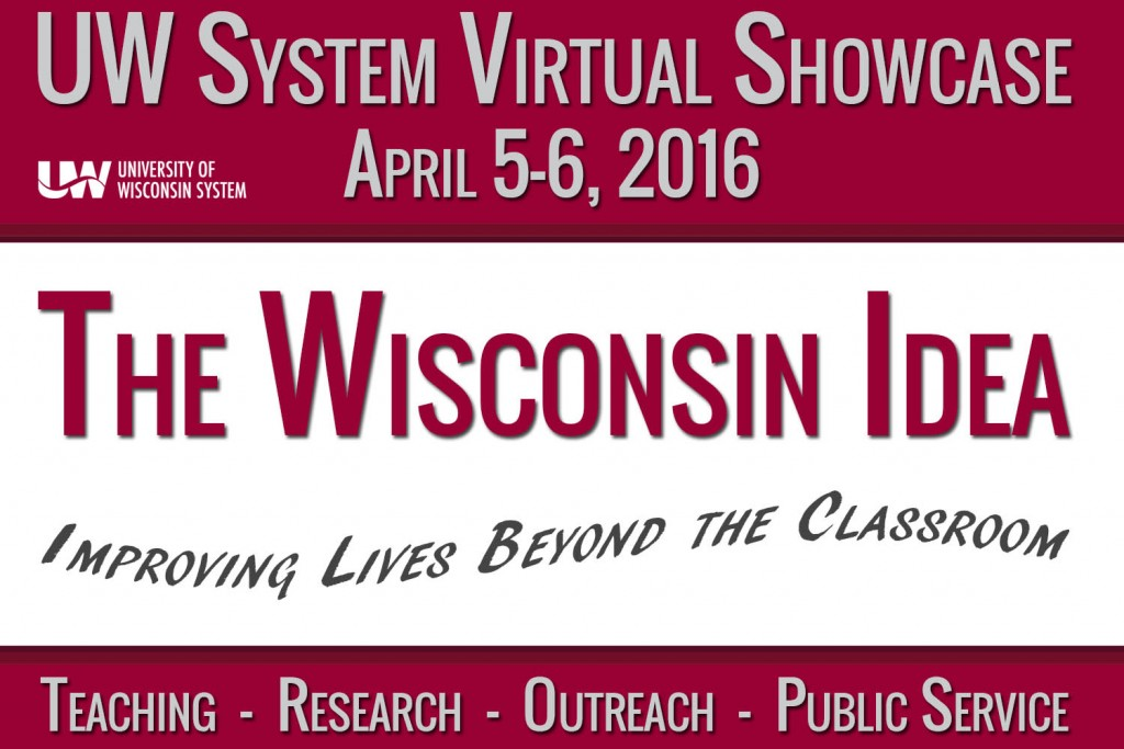 UW System Virtual Showcase 2016